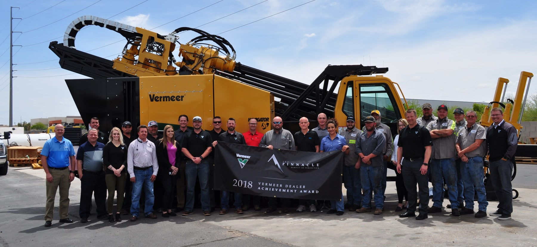 Iconic Brand Vermeer Southwest Makes Game-Changing Move Toward Productivity