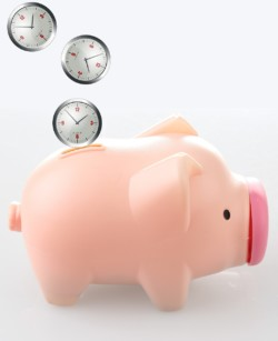 time is money- ways to be more productive for entrepreneurs and self employed